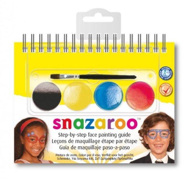 SNAZAROO Barvy na obličej - Brýle