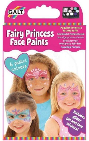 GALT Barvy na obličej pro princezny