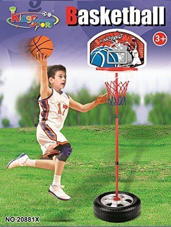 poškozený obal: Basketbalový koš