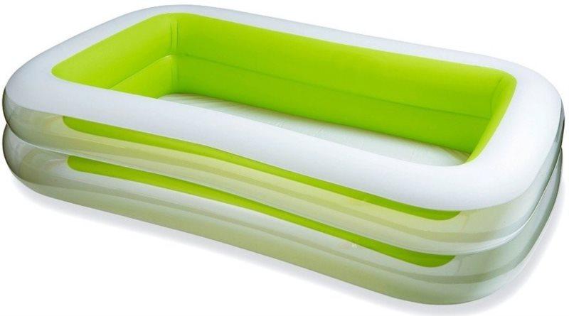Rodinný Bazén INTEX - Zelený obdélník