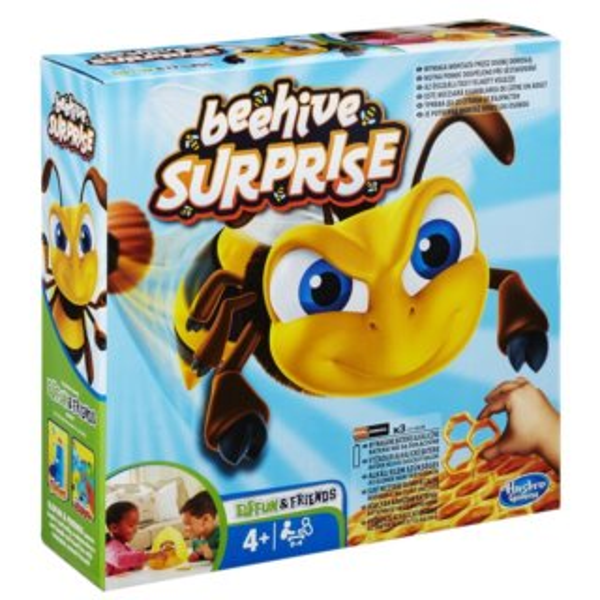 Společenská hra Beehive Surprise, HASBRO