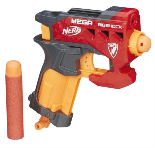 NERF N-STRIKE Bigshock: Nejmenší pistole