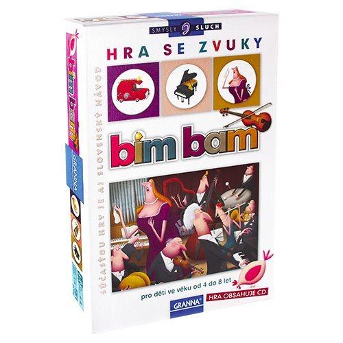 Vzdělávací hra GRANNA Bim bam