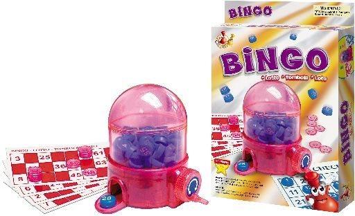 HM Sudio Bingo - cestovní hra
