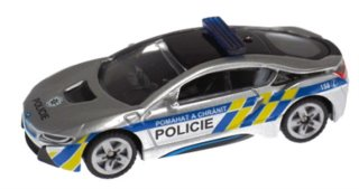 SIKU BMW i8 Policie ČR