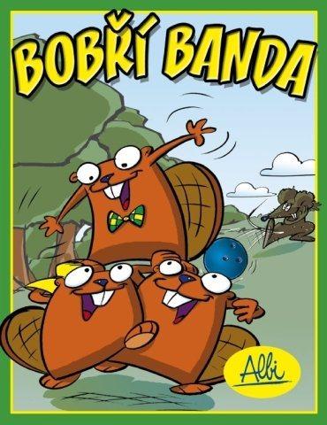 Karetní hra Bobří banda, ALBI