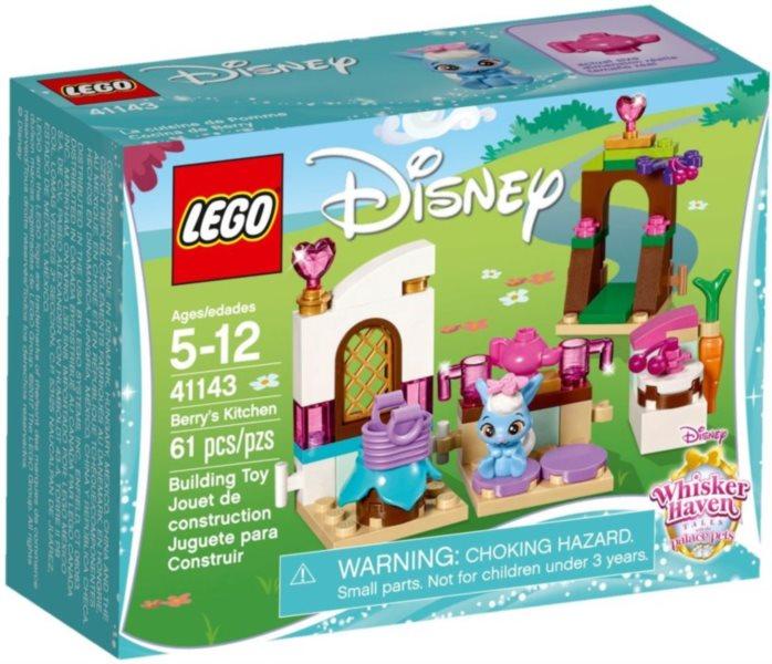 LEGO® Disney 41143 Borůvka a její kuchyně