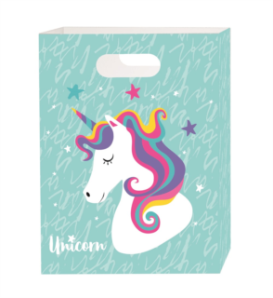 OXYBAG Box na sešity A4 PP Unicorn iconic