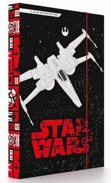 OXYBAG Box na sešity A4 Star Wars