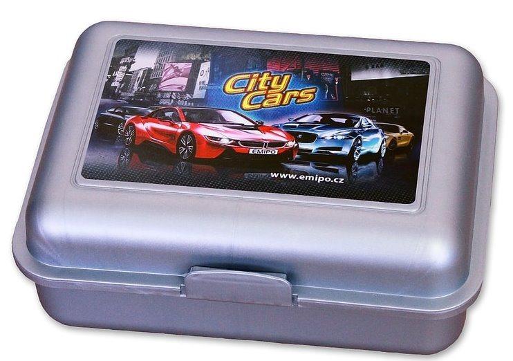 EMIPO Box na svačinu City Cars