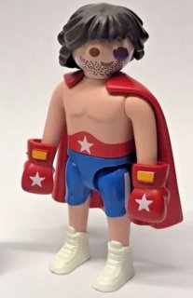 Playmobil 9241 Figurky pro kluky - Boxer (série 13)
