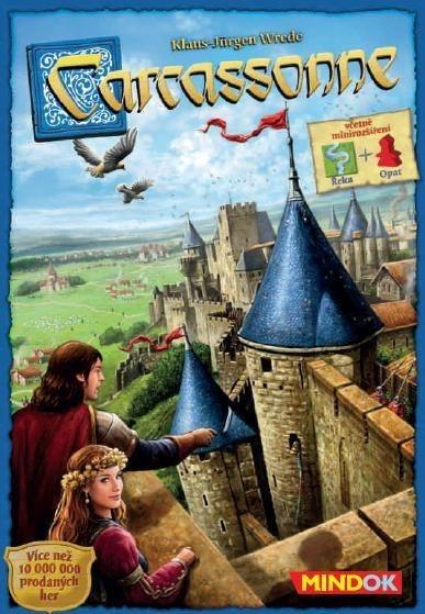 Společenská hra Carcassonne, MINDOK