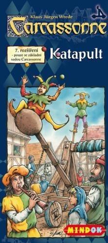 Hra Carcassonne: Katapult (7.rozšíření), MINDOK