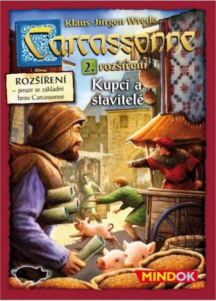 Hra Carcassonne: Kupci a stavitelé (2.rozšíření), MINDOK