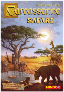 MINDOK Carcassonne: Safari
