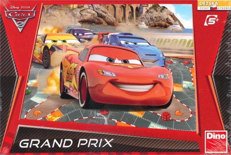 Desková hra Cars 2 - Grand Prix, DINO