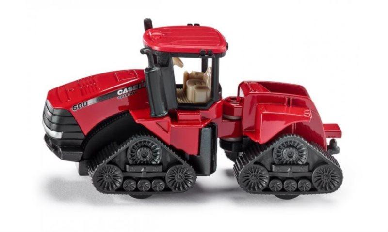 Čtyřpásový traktor Case IH Quadtrac 600