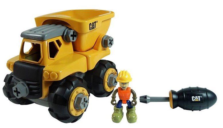 Toy State: CAT stavebnice: Nákladní auto