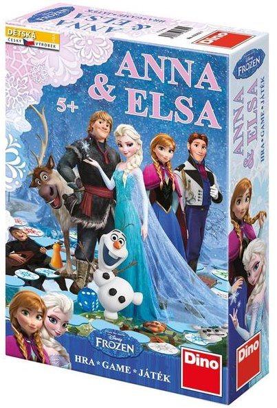 Dětská hra Anna & Elsa, DINO