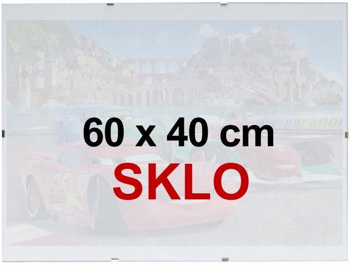 BFHM Rám na puzzle Euroclip 60x40cm (sklo)