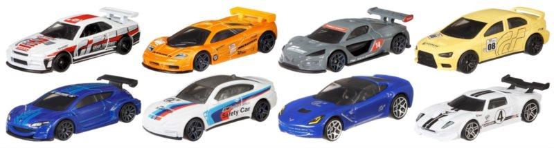 Hot Wheels autíčko Gran Turismo 1 ks (mix)