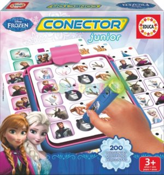 Hra Conector junior Ledové království