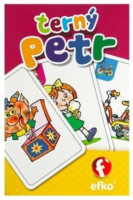 Dětské karty EFKO, Černý Petr - Baby