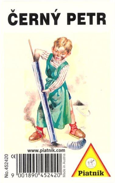 Dětské karty Černý Petr - Děti, PIATNIK