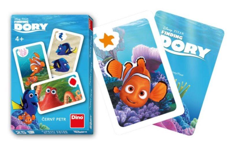 Dětské karty DINO, Černý Petr - Hledá se Dory