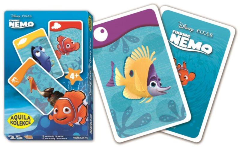 Dětské karty DINO, Černý Petr - Hledá se Nemo
