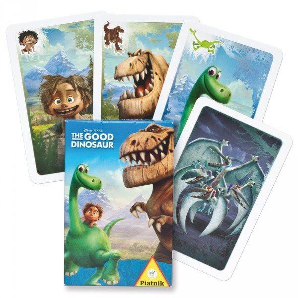Dětské karty Černý Petr - Hodný dinosaurus, PIATNIK