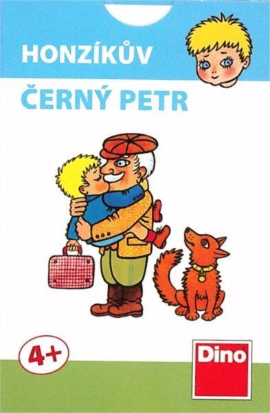Dětské karty DINO, Černý Petr - Honzíkův