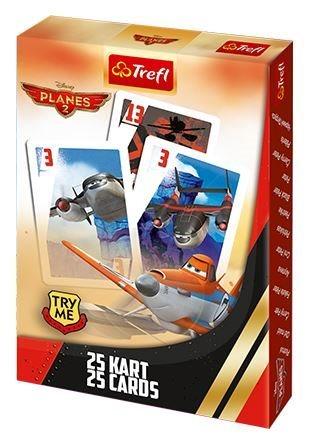 Dětské karty TREFL, Černý Petr - Letadla 2