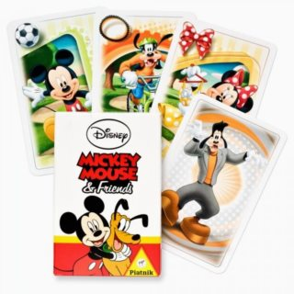 Dětské karty Černý Petr - Mickey Mouse, PIATNIK