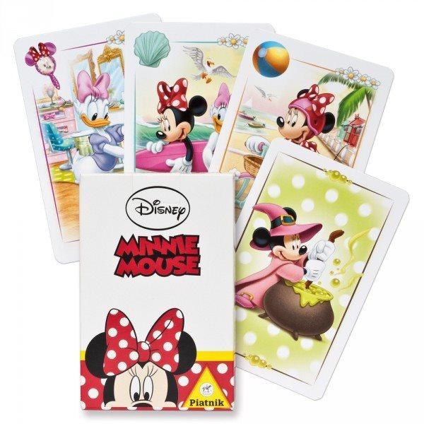 Dětské karty Černý Petr - Minnie Mouse, PIATNIK