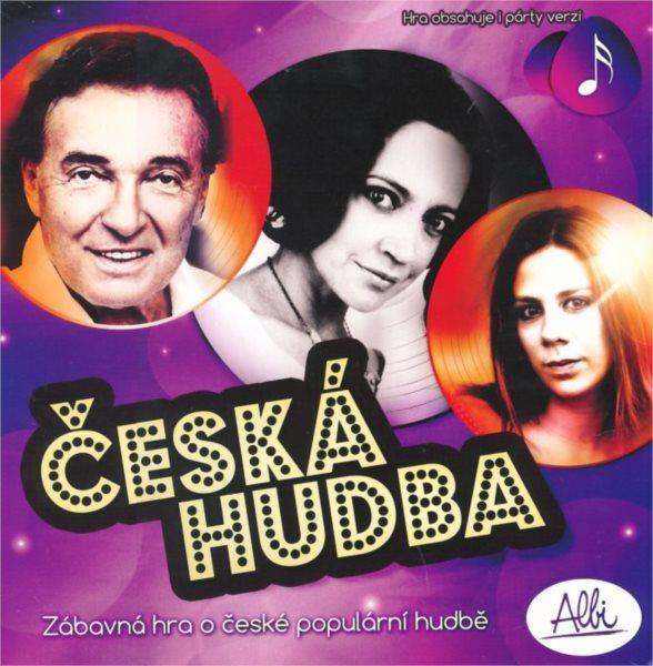 Kvízová hra Česká hudba - Otázky a odpovědi, ALBI