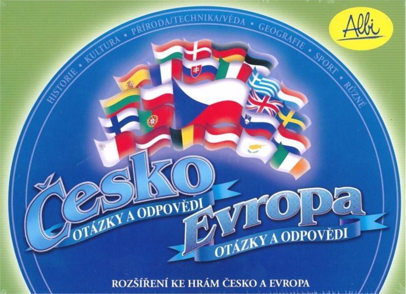 Hra Česko a Evropa (rozšíření), ALBI