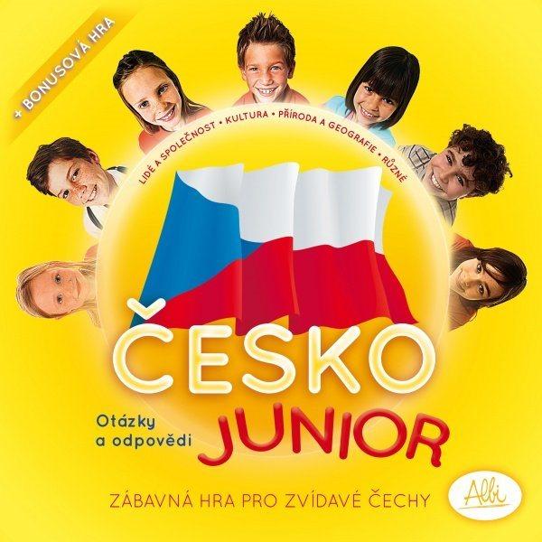 Hra Česko junior - Otázky a odpovědi, ALBI
