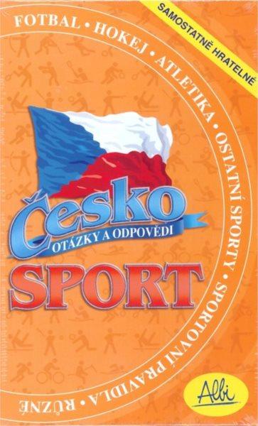 Hra Česko sport, ALBI