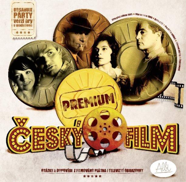 Hra Český film Premium, ALBI