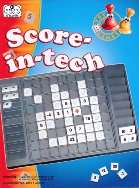 Cestovní hra Score in Tech - Cesta k výsledku