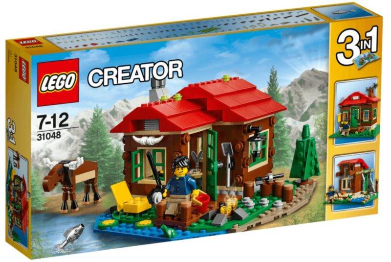 Stavebnice LEGO® Creator 31048 Chata u jezera