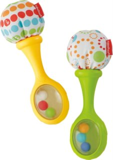 Fisher-Price - Chrastící rumbakoule BLT33