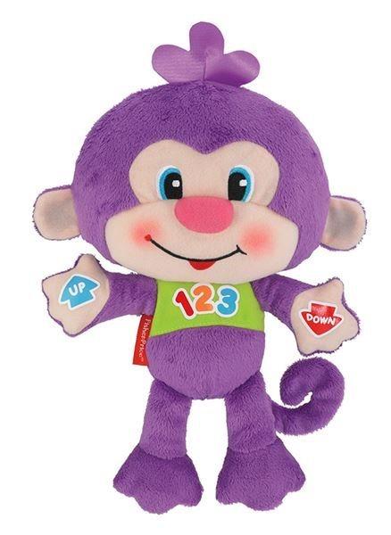 Chytrá mluvící opička