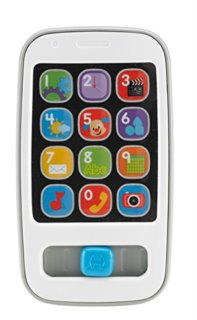 Fisher-Price - Chytrý telefon