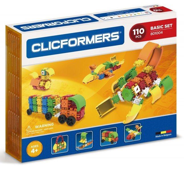Clicformers 110 dílků