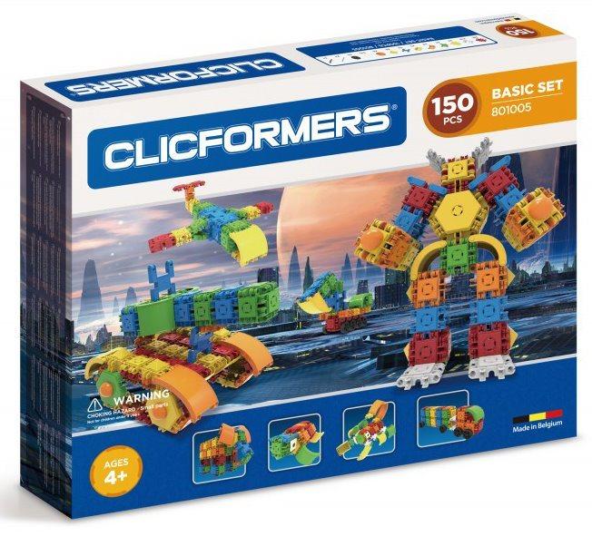 Clicformers 150 dílků