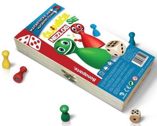 Rodinná hra - Člověče, nezlob se!, BONAPARTE