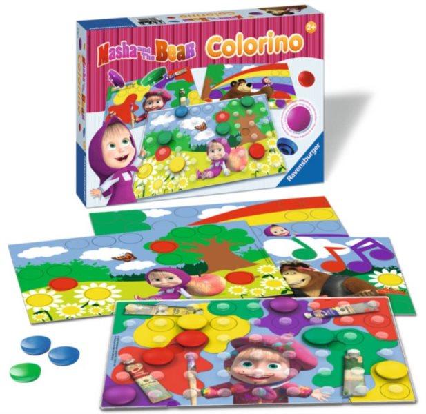 Dětská hra Colorino, RAVENSBURGER
