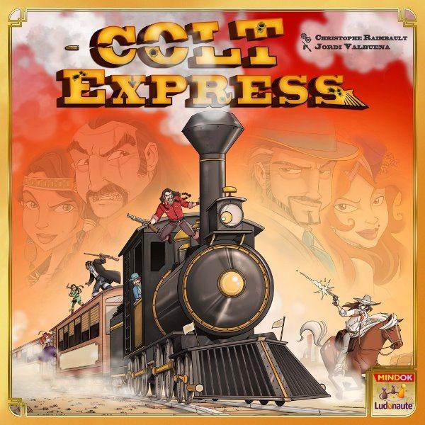 Společenská hra Colt Express, MINDOK